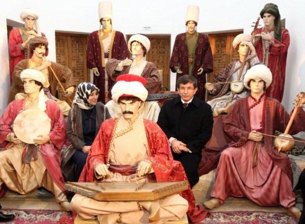 Görmediğiniz fotoğraflarla Ahmet Davutoğlu 9
