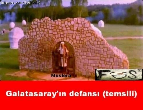 Galatasaray - Dortmund maçı capsleri 1