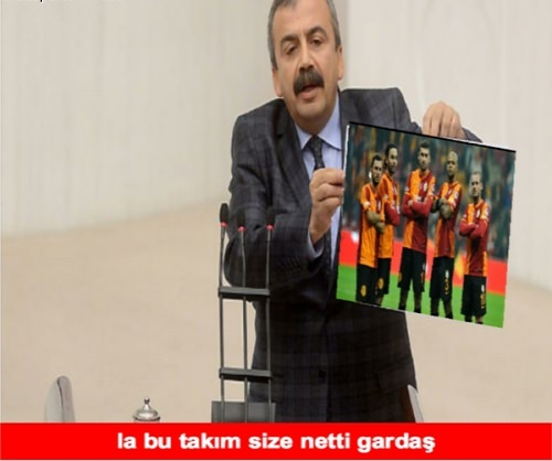 Galatasaray - Dortmund maçı capsleri 4