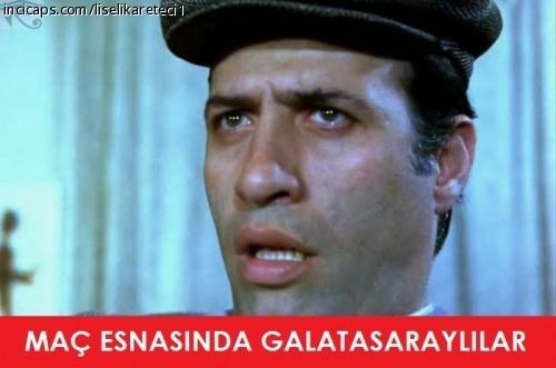 Galatasaray - Dortmund maçı capsleri 5