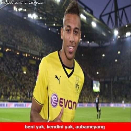 Galatasaray - Dortmund maçı capsleri 9