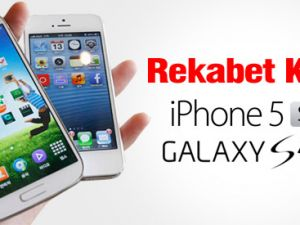 iPhone 5S mi Galaxy S4 mü?