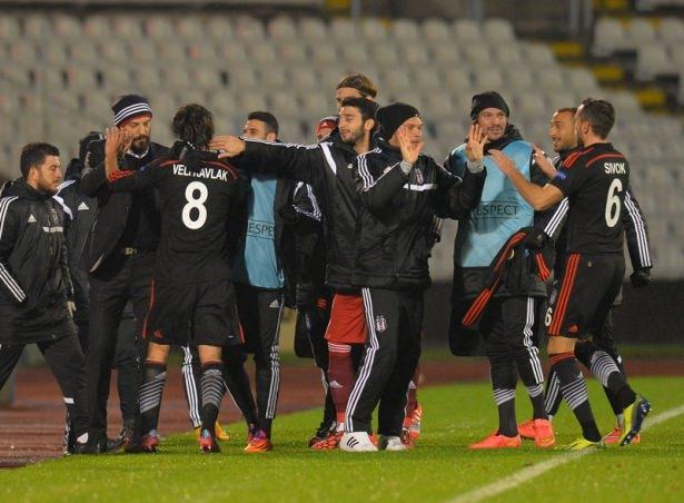 Partizan-Beşiktaş 10
