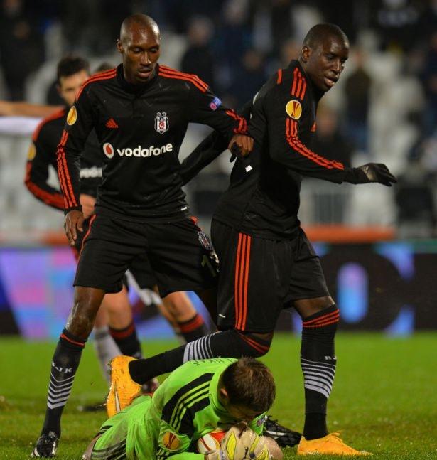 Partizan-Beşiktaş 11