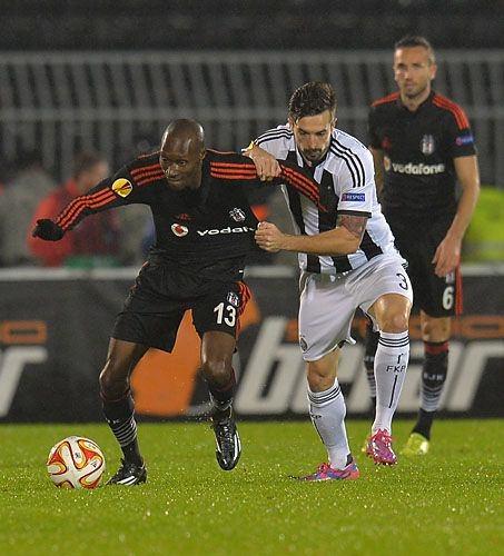 Partizan-Beşiktaş 14