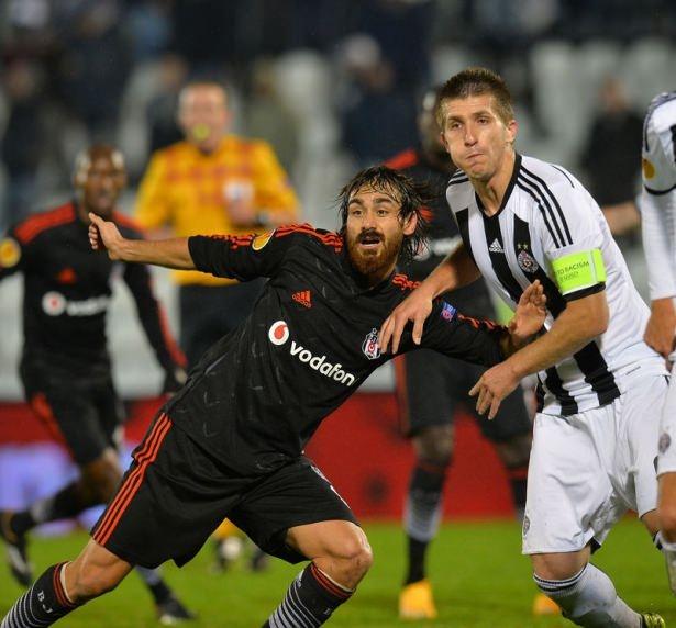 Partizan-Beşiktaş 3