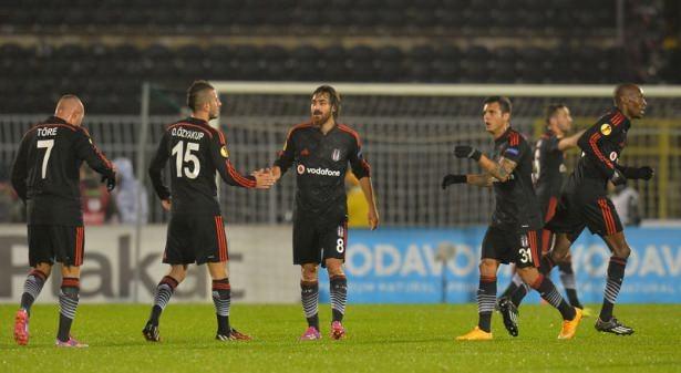 Partizan-Beşiktaş 4