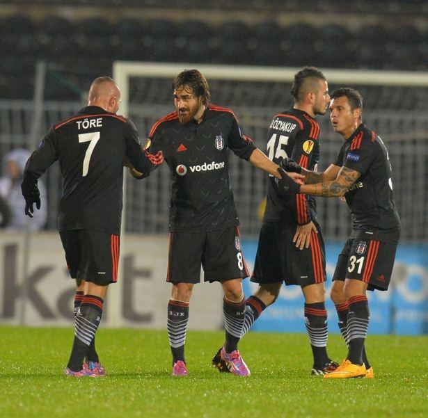 Partizan-Beşiktaş 5