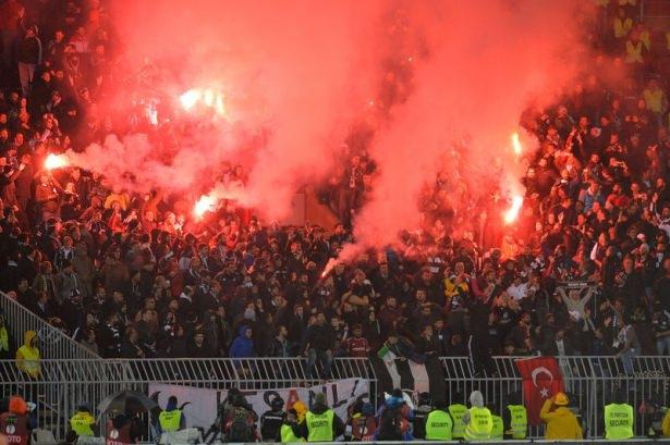 Partizan-Beşiktaş 6