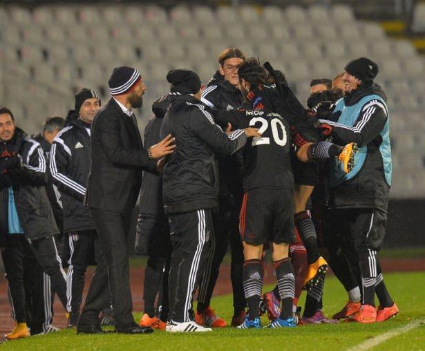 Partizan-Beşiktaş 7