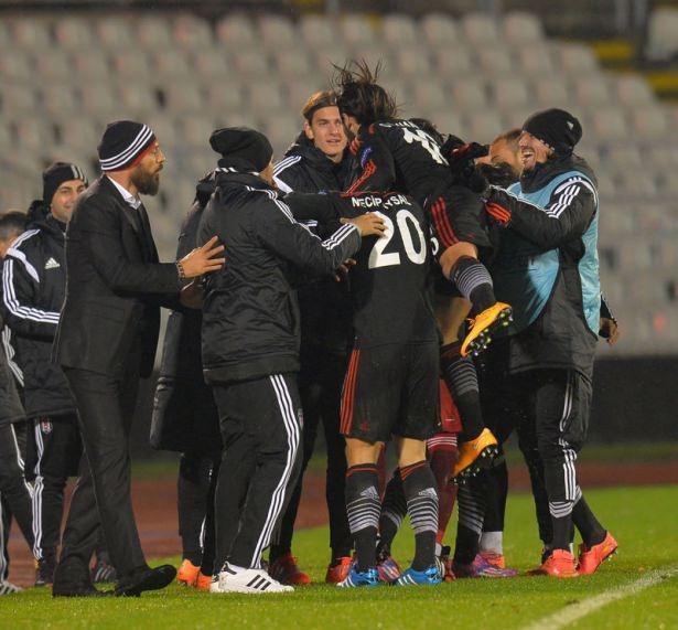 Partizan-Beşiktaş 8