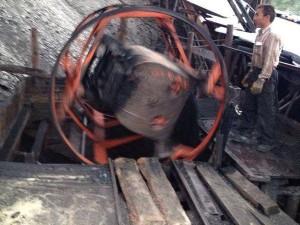Karaman'da maden işçileri mahsur kaldı