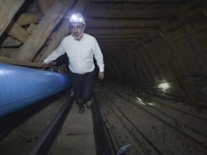 Bakanlar maden ocağına indi