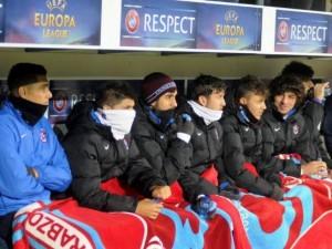 Lokeren-Trabzonspor