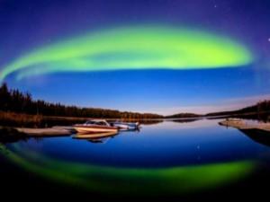 Büyüleyici güzellikleriyle kutup ışıkları