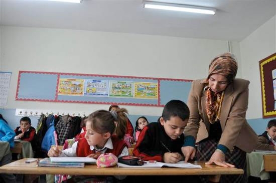 Öğretmenlerin 2014 zamlı maaşları 22