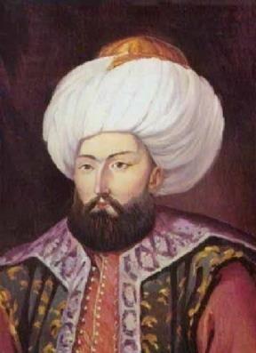 Osmanlı Padişahlarının bilinmeyen burçları 15