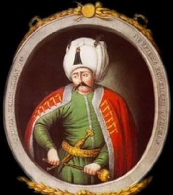 Osmanlı Padişahlarının bilinmeyen burçları 16
