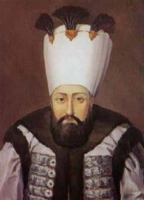 Osmanlı Padişahlarının bilinmeyen burçları 23