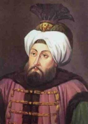 Osmanlı Padişahlarının bilinmeyen burçları 5