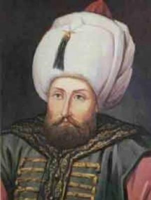Osmanlı Padişahlarının bilinmeyen burçları 7