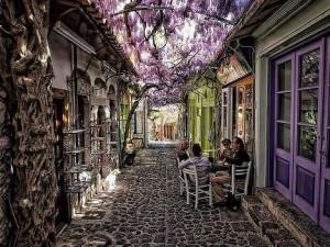 Muhteşem güzellikteki sokaklar