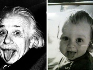 Birbirinden komik benzerlikler