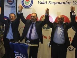 Ahmet ÖZER Genel Başkanlık Yolunda Yürüyor...