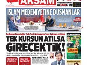 5 Mart 2015 gazete manşetleri