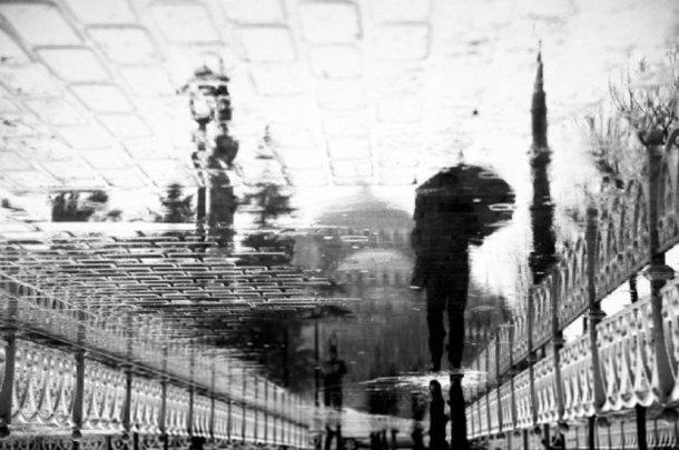 Siyah beyaz fotoğraflarla İstanbul 1