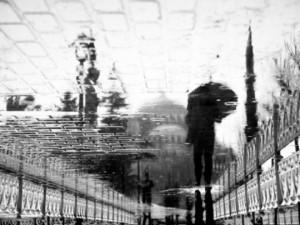 Siyah beyaz fotoğraflarla İstanbul
