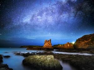 Muhteşem fotoğraflarla samanyolu galaksisi