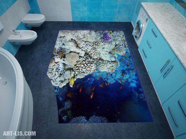 Hayran bırakan banyo tasarımları 1