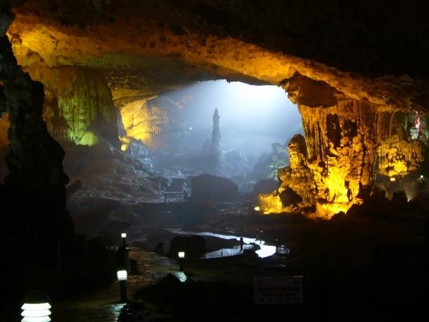 Ucu Bucağı Olmayan 'Sonsuz Mağara' 1