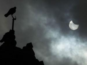 Güneş tutulmasının en çarpıcı fotoğrafları
