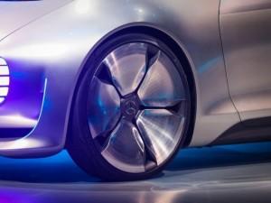 Mercedes'in çılgın arabası