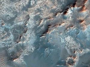 Mars'ı bu kadar yakından gördünüz mü?