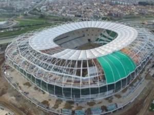 Türkiye bu stadı konuşacak