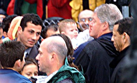 Türkiye'ye gelen liderlerin unutulmaz kareleri 6