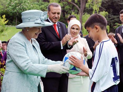 Türkiye'ye gelen liderlerin unutulmaz kareleri 9