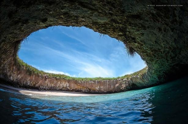 Dünyanın en sıradışı plajları 1