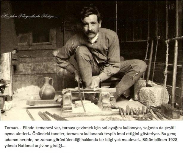 Tarihi fotoğraflarla bir zamanlar Türkiye 1