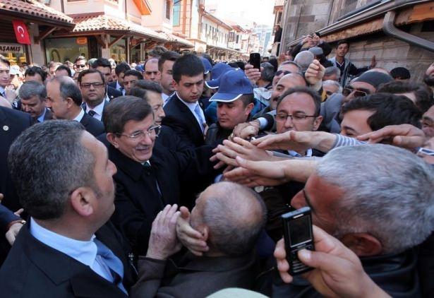 Başbakan Davutoğlu Konya'da 1
