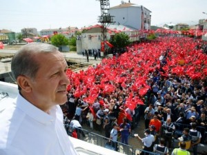 Adıyaman'da Erdoğan'a ilginç davet