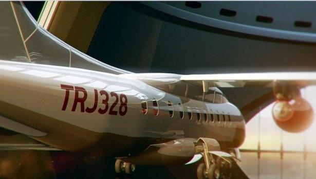 İşte Türkiye'nin ilk yerli uçağı 1