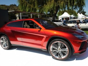 Lamborghini'nin SUV modeli geliyor