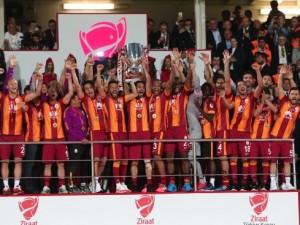 Türkiye Kupası'nda şampiyon Galatasaray!