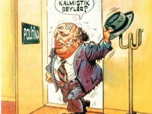 Fıkralarla Süleyman Demirel'in siyasi tarihi
