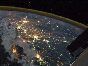 Dünyaya uzaydan bakın