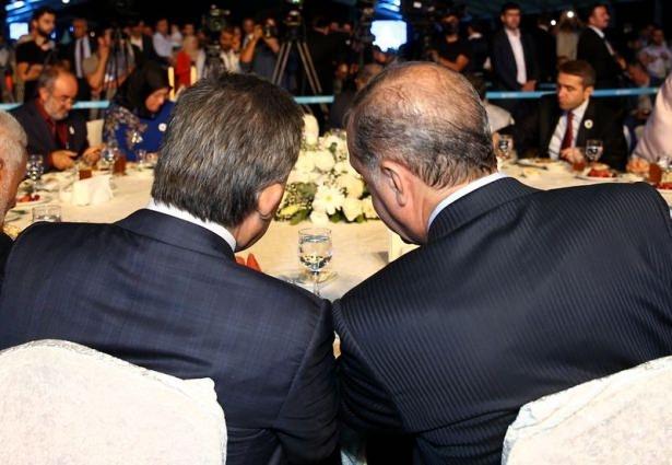 Erdoğan ve Gül İstanbul'da buluştu 1